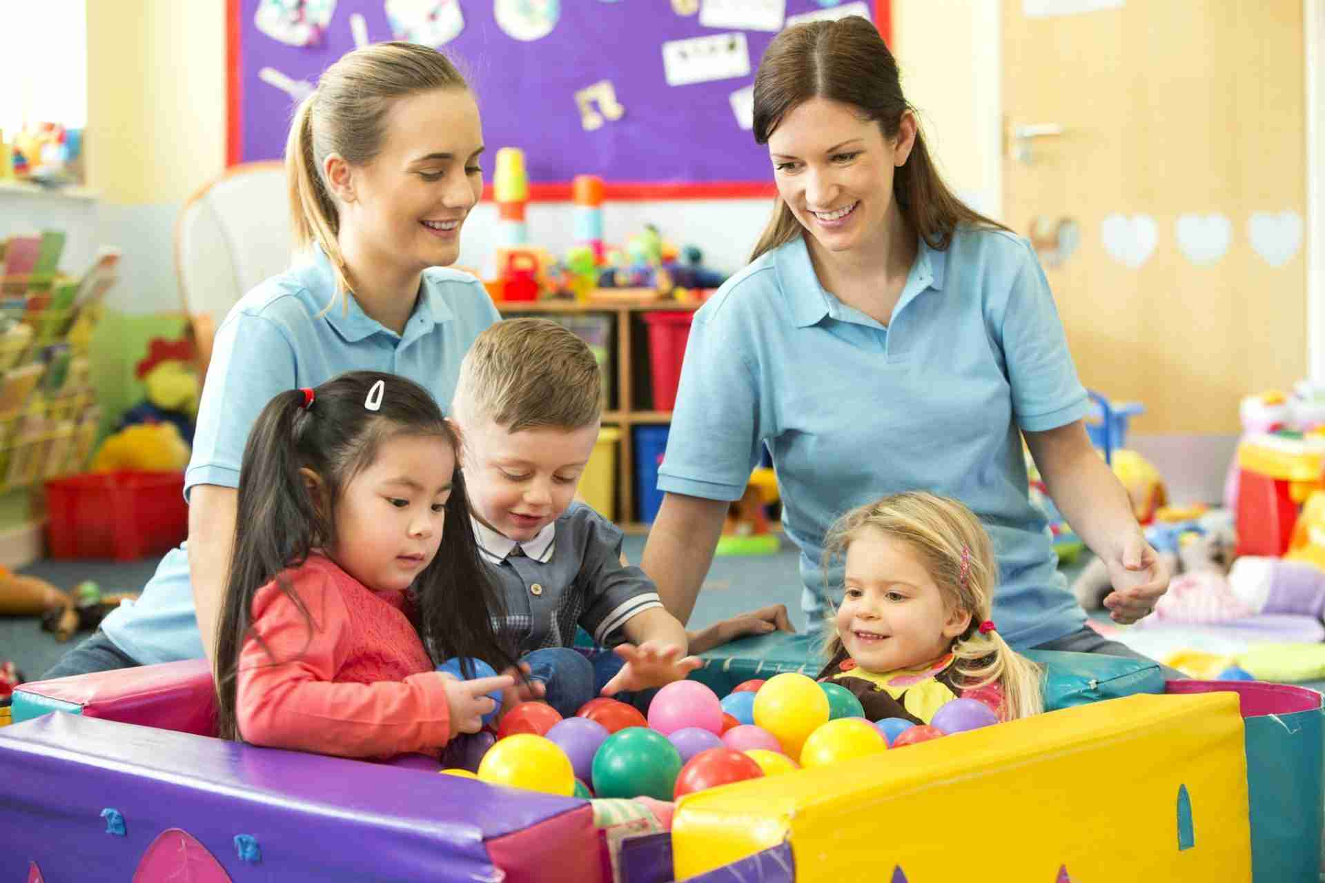 childcare training