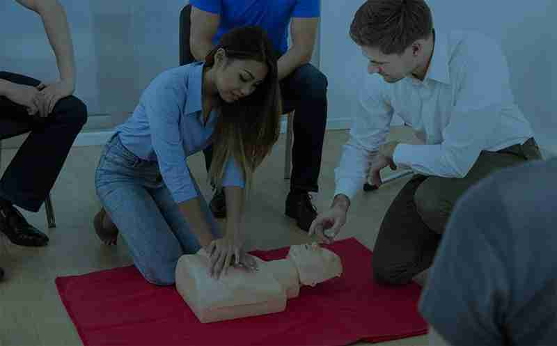 first aid training merseyside